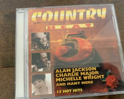 Country Heat 5 CD