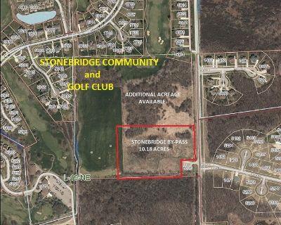 Ann Arbor Land For Sale - Stonebridge Master PUD