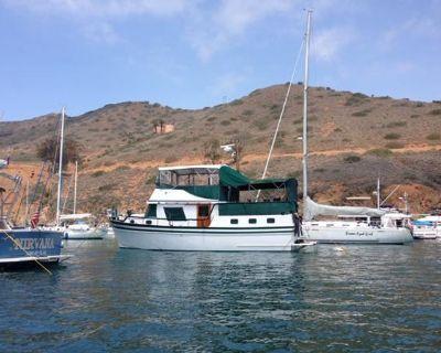 1979 CHB Sun Deck Trawler