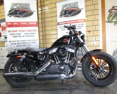2019 Harley-Davidson Forty-Eight Sportster South Saint Paul, MN