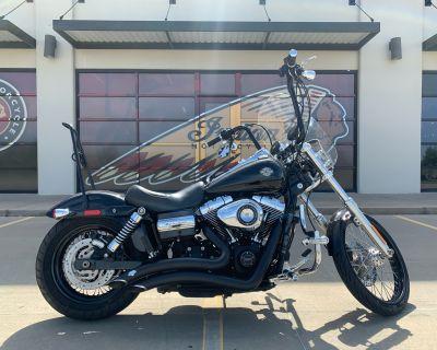 2012 Harley-Davidson Dyna Wide Glide Cruiser Norman, OK