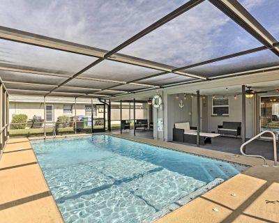 Charming Cape Coral Duplex w/Lanai & Shared Pool! - Caloosahatchee
