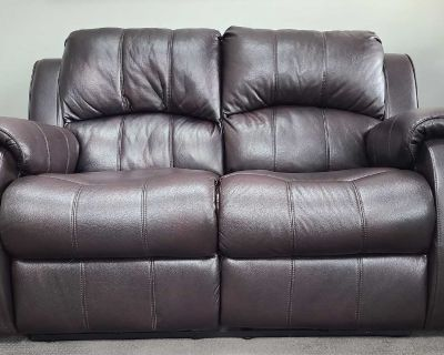Electric recliner love seat