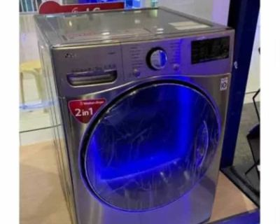 LG FRONT LOAD INVERTER COMBI WASHING MACHINE WITH DRYER