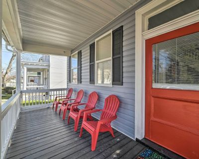 Newly Renovated Historic Home < 2 Mi to Downtown! - Richmond