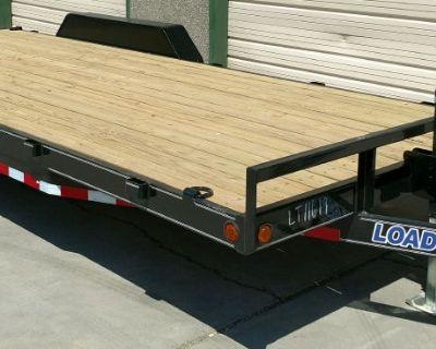 2021 Load Trail XH8320052 83x20 10K Equipment Trailer