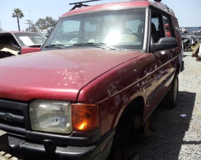 97 Discovery Car For Parts Only,engine,transmission,door,bumper,ecu.headlight