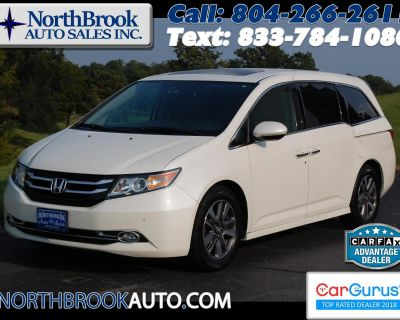 Used 2016 Honda Odyssey 5dr Touring