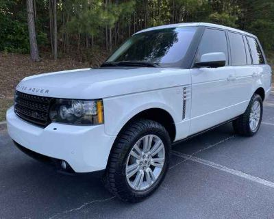 2012 Land Rover Range Rover for sale