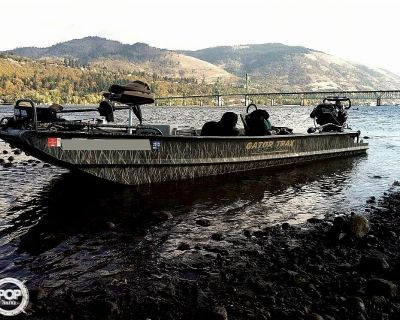 2010 Gator Trax Hyper Sport Duck Boat