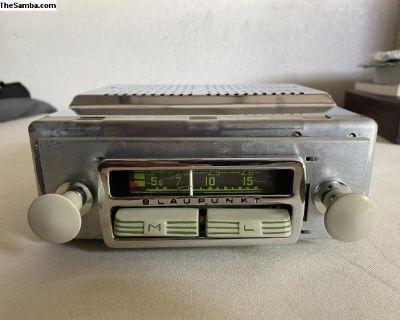 Restored Blaupunkt Bremen radio