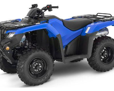 2022 Honda FourTrax Rancher 4x4 Automatic DCT EPS ATV Utility Sumter, SC