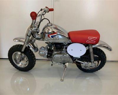 1986 Honda Motorcycle