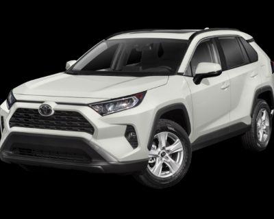 New 2021 Toyota RAV4 XLE Premium FWD 5