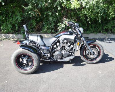 2007 Yamaha V-Max 3 Wheel Motorcycle Wauconda, IL