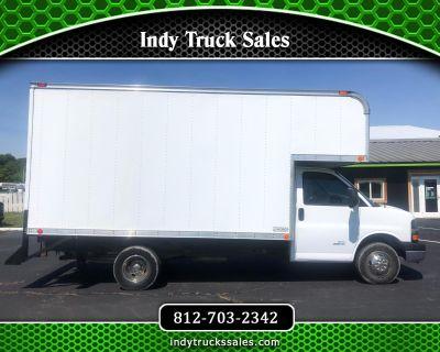 """2014 Chevrolet Express Commercial Cutaway 4500 Van 159"""""""