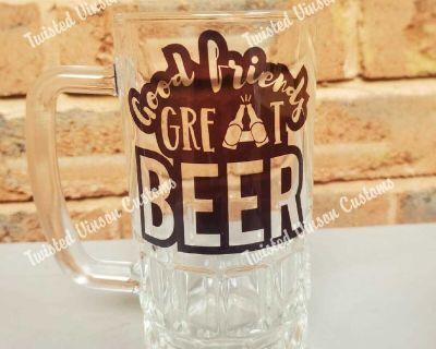 Good friends Beer Stein