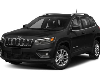Pre-Owned 2019 Jeep Cherokee Latitude Plus FWD Sport Utility
