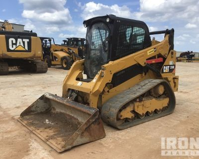 2015 Cat 259D Two-Speed Compact Track Loader