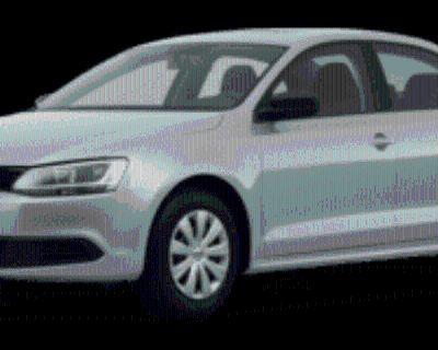 2012 Volkswagen Jetta Base