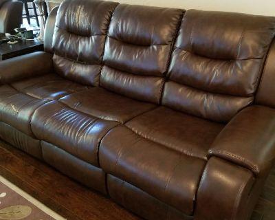 Recliner, reclining couch, OP