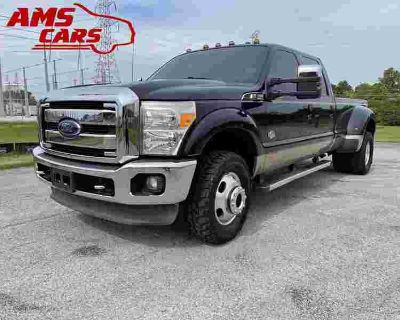 2013 Ford F-350SD King Ranch DRW