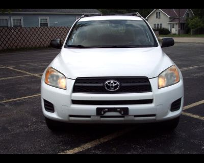 2010 Toyota RAV4 4WD 4dr 4-cyl 4-Spd AT (Natl)