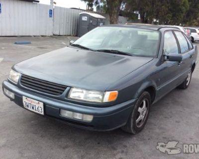 1997 Volkswagen Passat