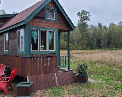 The Green Tiny Home On The Farm, Buckley, WA - Buckley