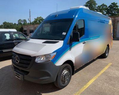 Smoothie Truck - Mercedes / Sprinter 3500 / 2019