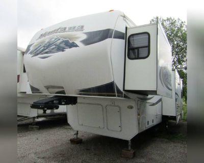 2010 Keystone MONTANA 3455SA
