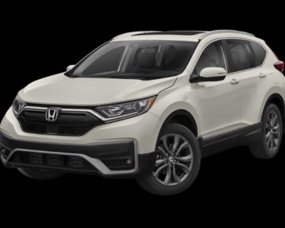 New 2021 Honda CR-V Sport