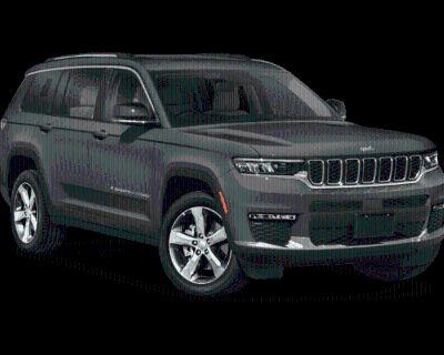 New 2021 Jeep Grand Cherokee L Laredo 4WD 4D Sport Utility