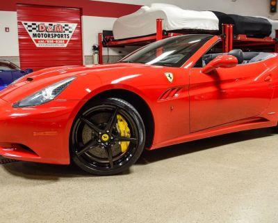 2011 Ferrari California Standard