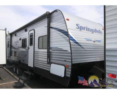 New 2019 Keystone RV Springdale 282BHWE