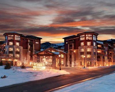 Hilton Sunrise Lodge - Gorgeous Ski-in Lodge in Park City, Utah!! - Park City