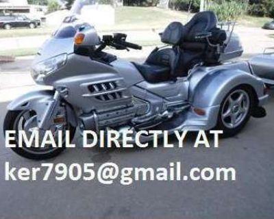 2003 Honda Gold Wing motor trike