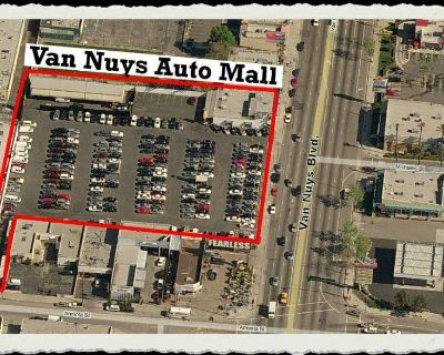 Used Car Lot For Lease⎛+ ((Retail & Wholesale Dealer License))