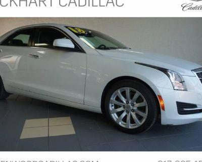 2018 Cadillac ATS Standard
