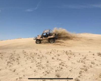 Sweet Manx style dune buggy