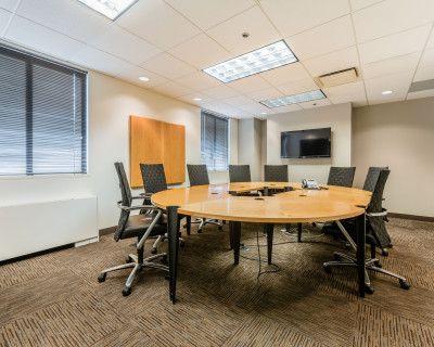 Great Lighting - Creative Meeting Space (CR 10, Room 441), Fairfax, VA