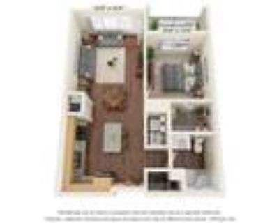 Stonepointe 55+ Apartments - One Bedroom - A2