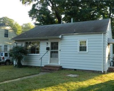 22 Baxter St, Hampton, VA 23669 2 Bedroom House for Rent for $1,050/month