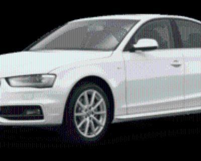 2016 Audi A4 Premium
