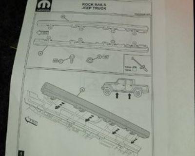 Minnesota - Wanted: Mopar rock rails.