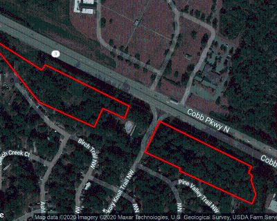 Cobb Parkway Land For Sale