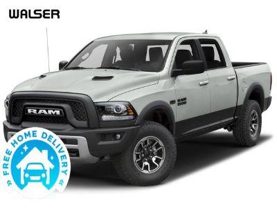 Pre-Owned 2017 Ram 1500 REBEL
