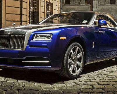 2017 Rolls-Royce Wraith Standard