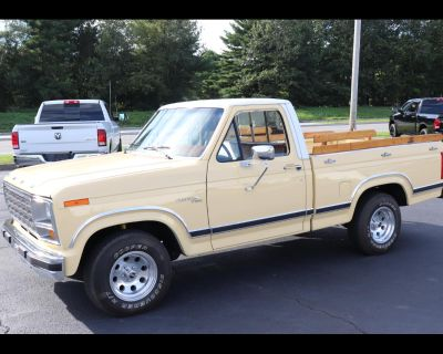Used 1981 Ford F-Series Pickup F-100 3 SPEED SUPER CLEAN