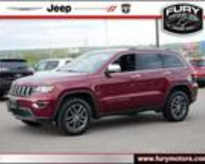 2018 Jeep grand cherokee Red, 30K miles